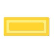 Accucut Zip'eCut Die - Zip'eClear Title Blocks #3