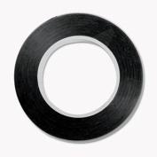 Art Tape, Black Gloss, 1/8 x 324