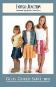 Indygo Junction Girly Gored Skirt
