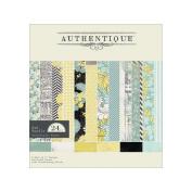 Renew 8 x 8 Paper Pad - Authentique