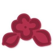 Accucut Zip'eSnap Die - Flowers & Leaf
