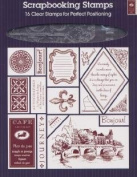 All Night Media Scrapbooking Clear Stamps 91416 International Intrigue