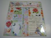 Blooming Meadow Scrapbook Kit