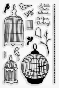 Stampendous Perfectly Clear Stamps 4x6 Sheet