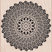Hero Arts Woodblock Stamp, Starburst Lace