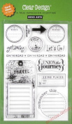 Hero Arts - Travel Journal - CL146
