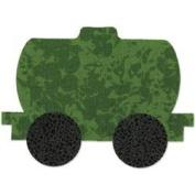 Sizzix - Bigz Die - Quilting - Die Cutting Template - Train Tanker Car