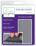 Lisa Pavelka 327023 Texture Stamp Kit Natural