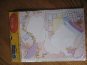 Baby Girl-Remember When Deluxe Kit for your Scrapbook