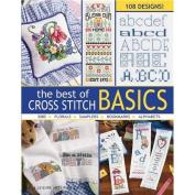 Leisure Arts The Best Of Cross Stitch Basics Book