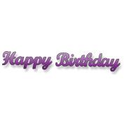 Elizabeth Craft Designs Dies - Happy Birthday