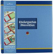Hallmark Album Kindergarten Instant Memory Scrapbook Book