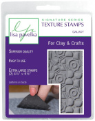 Lisa Pavelka 327017 Texture Stamp Kit Galaxy