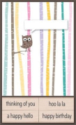HAPPY HELLO Add Your Message Card & Stamp Set