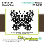 Die-Versions Shapes - Butterfly Kisses