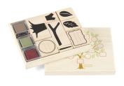 Martha Stewart Crafts Stamp Kit, Family Tree