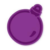 Accucut Zip'eSnap Die - Ornament