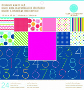 Martha Stewart Crafts Paper Pad, Kids, 30cm by 30cm , 24 Sheets