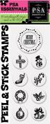 PSA Essentials Peel & Stick Stamps, North Pole