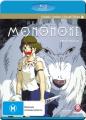 Princess Mononoke [Region B] [Blu-ray]