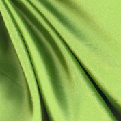 Debutante Stretch Satin Fabric Chartreuse Green