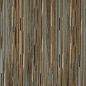 140cm Wide E228 Light Blue, Burgundy And Gold Abstract Striped Residential And Contract Grade Upholstery Fabric By The Yard
