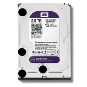 WD 2TB Purple Surveillance Edition 64MB SATA3 HDD , 24x7 Reliability ,Built for personal, home