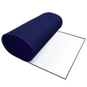 Premium Felt With Adhesive Royal Blue 3240cm - 90cm X 2 Yards Long
