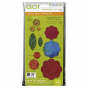 Go! Fabric Cutting Dies, Rose Of Sharon