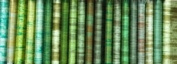 River Silks Green Grocer Bag #4 Collection - 4mm Silk Ribbons