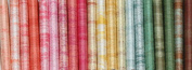 River Silks Hibiscus Collection - 4mm Silk Ribbons