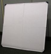 Cheryl Ann's Quilting Design Wall - 140cm White