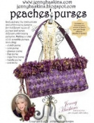 Jenny Haskins Designs Peaches Purses Design CD