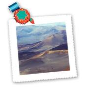 Danita Delimont - Hawaii - Haleakala Crater Maui Hawaii - US12 BFR0007 - Bernard Friel - Quilt Squares
