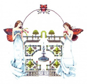 Mirabilia Spring Topiary Garden Counted Cross Stitch Chart