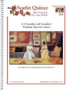 A Friendly Call (smaller) - William Merritt Chase