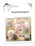 Rose Buddington Counted Cross-Stitch Angel Pattern