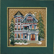 Queen Anne House (beaded kit)