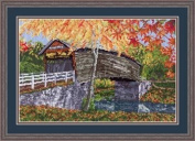 Pegasus Originals Humpback Bridge Counted Cross Stitch Chart Pack