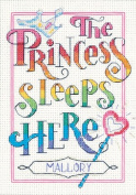Dimensions Needlecrafts Counted Cross Stitch, The Princess