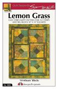 Design Originals DO801 Lemon Grass Quilting Template