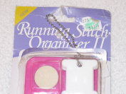 Running Stitch Organiser II-Assorted Colours -Pink/Green