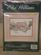 Elsa Williams English Cottage Counted Cross Stitch Kit