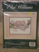 Elsa Williams English Cottage Counted Cross Stitch Kit