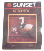 Sunset Stitchery Country Goose Needlecraft