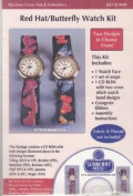 Sudberry House Red Hat/Butterfly Watch Kit