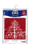 DMC Cross Stitch Kit Christmas Tree L'arbre aux cadeaux JPBK557R