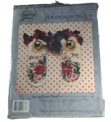 Candamar Designs Something Special Counted Cross Stitch Kit 50677 Doorknob Decor