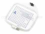 "Embroidery Hoop A - 4.3"" x 5"" - for Janome MC300E MC350E MC9500 MC9700 MC10000 MC10001 Bernina Deco330 Deco340 Elan 8200 8300 8600 - 110mm x 126mm Generic Memory Craft Embroidery Hoop A Replacement"