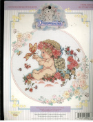 Just CrossStitch Kits - Dreamsicles Butterflies Counted Cross Stitch Kit 48004
